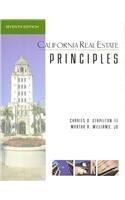 9781427783516: California Real Estate Principles 7th Edition