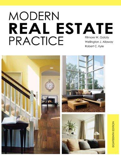 9781427787903: Modern Real Estate Practice