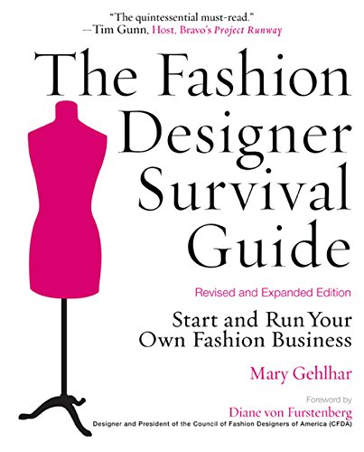 9781427797100: The Fashion Designer Survival Guide: Start and Run Your Own Fashion Business