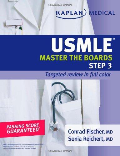 9781427798336: Kaplan Medical USMLE Master the Boards Step 3 (Kaplan USMLE Master the Boards: Step 3)