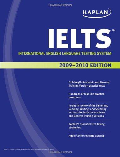 9781427799616: IELTS: 2009-2010 Edition