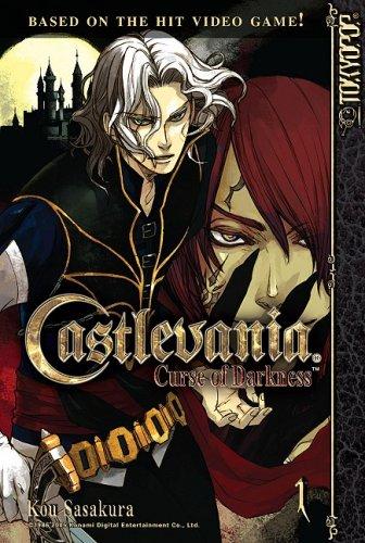 9781427800534: Castlevania: Curse of Darkness- Volume 1 (v. 1)