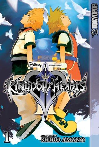 9781427800589: Kingdom Hearts II: v. 1 (Kingdom Hearts (Graphic Novels))