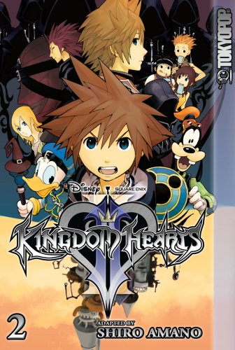 9781427800596: Kingdom Hearts II Volume 2 (v. 2)