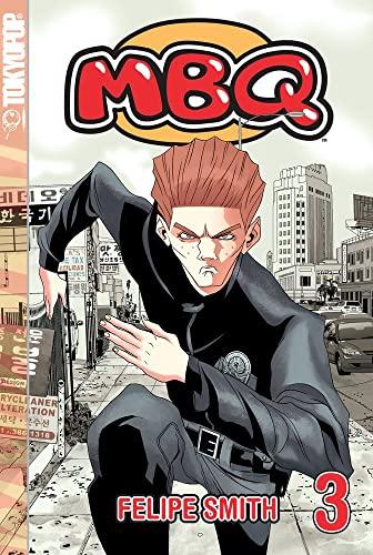 MBQ Volume 3 Manga: Smith, Felipe