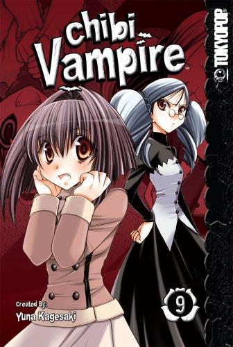 9781427801975: Chibi Vampire Volume 9