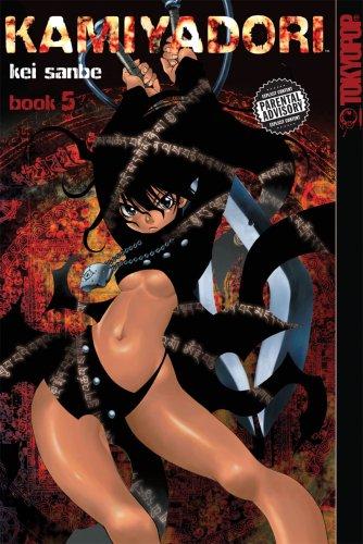 9781427802170: Kamiyadori: Volume 5