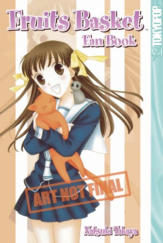Fruits Basket Fan Book - Cat - (V. 1)