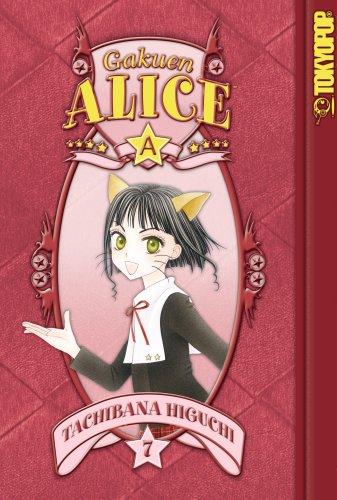 9781427803252: Gakuen Alice Volume 7