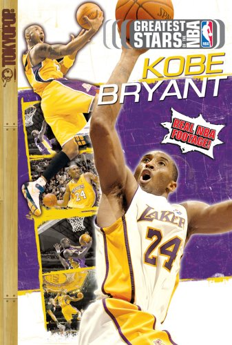 Greatest Stars of the NBA Volume 10: Kobe Bryant (Cine-Manga Titles for Kids): Tokyopop; Nba