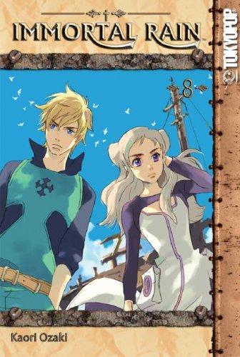Immortal Rain Volume 8 (v. 8): Kaori Ozaki