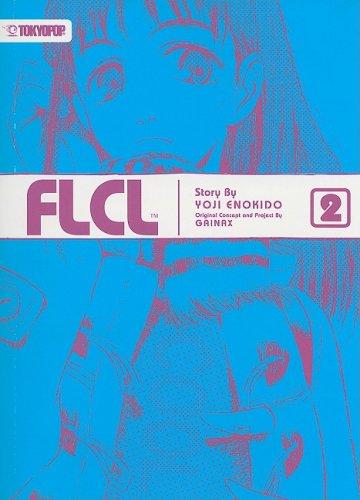FLCL Volume 2: Enokido, Yoji