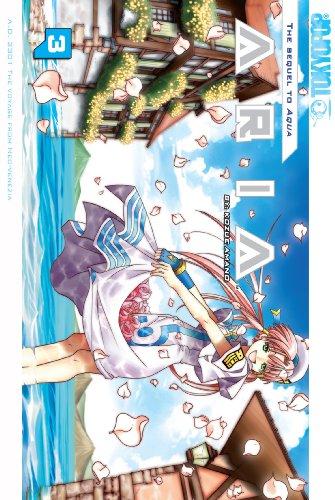 9781427805126: Aria Volume 3 (Aria (Tokyopop))