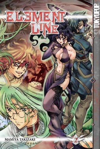 9781427805287: Element Line, Volume 2