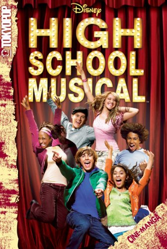 9781427806215: High School Musical (Cine-Manga Titles for Kids)