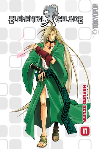 Elemental Gelade Volume 11: Mayumi Azuma
