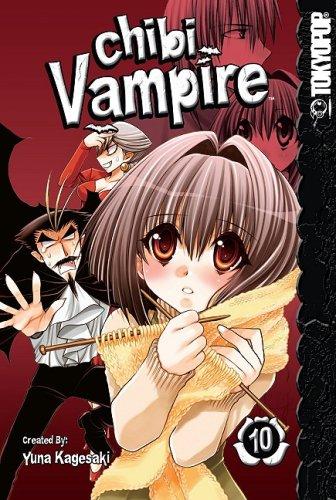 Chibi Vampire, Vol. 10: Kagesaki, Yuna