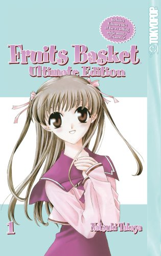 9781427806895: Fruits Basket Ultimate Edition, Vol. 1