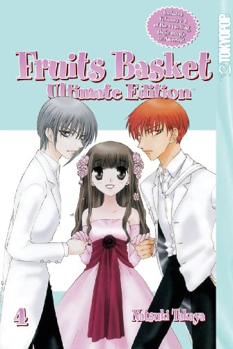 9781427807311: Fruits Basket Ultimate Edition, Vol. 4