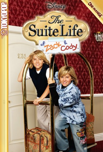 Suite Life of Zack and Cody (Cine-Manga Titles for Kids)