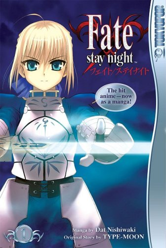 9781427810373: Fate/Stay Night Volume 1: v. 1 (Fate/Stay Night (Tokyopop))
