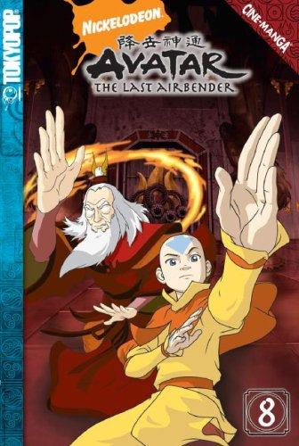 Avatar: The Last Airbender, Vol. 8 (Avatar (Graphic Novels)): Bryan Konietzko; Michael Dante ...