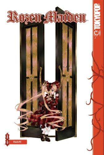 9781427811738: Rozen Maiden Volume 8