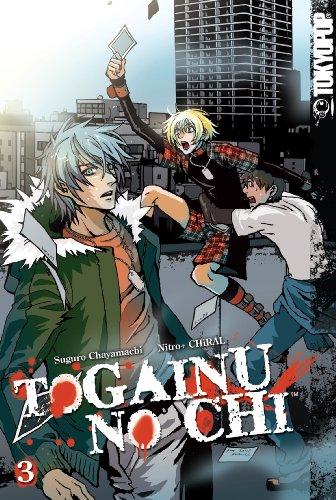 9781427811912: Togainu no Chi Volume 3