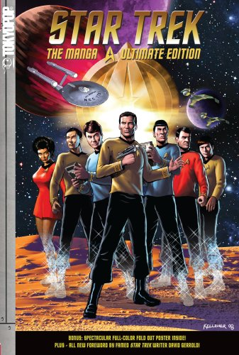 9781427813527: Star Trek Ultimate Edition: 1 (Star Trek Manga)