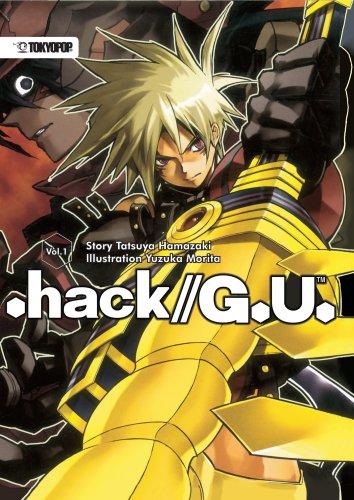 .hack// G.U. (novel) Volume 1: The Terror of Death (1427813817) by Tatsuya Hamazaki