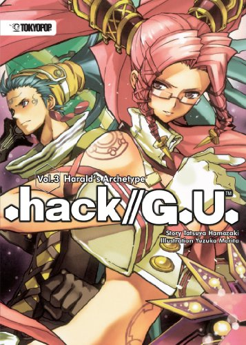 .hack// G.U. (novel) Volume 3 (1427813833) by Tatsuya Hamazaki