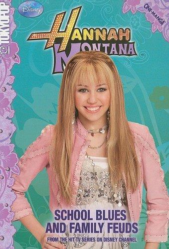 9781427814753: Hannah Montana School Blues and Family Feuds