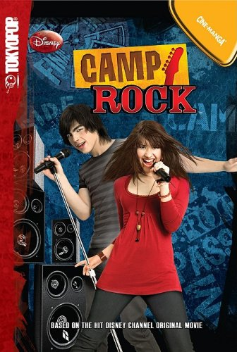 9781427814838: Camp Rock (Cine-Manga Titles for Kids)