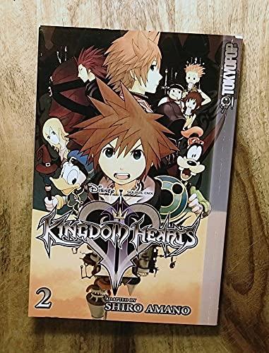 9781427815040: Kingdom Hearts II, Volume 2