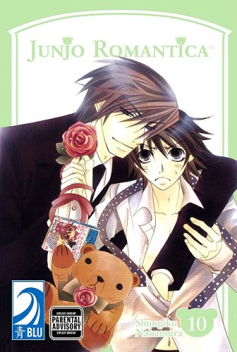 9781427815217: Junjo Romantica Volume 10