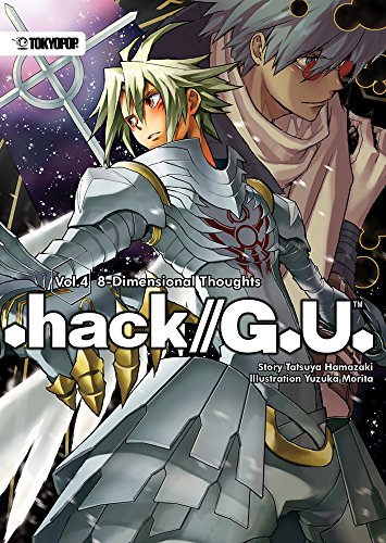 .hack// G.U. (novel) Volume 4 (1427815259) by Tatsuya Hamazaki