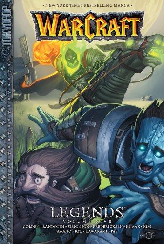 9781427815262: Warcraft: Legends Volume 5