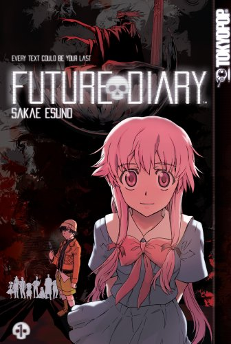 Future Diary, Vol. 1: Sakae Esuno
