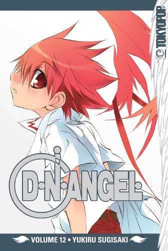 D.N.Angel Volume 12
