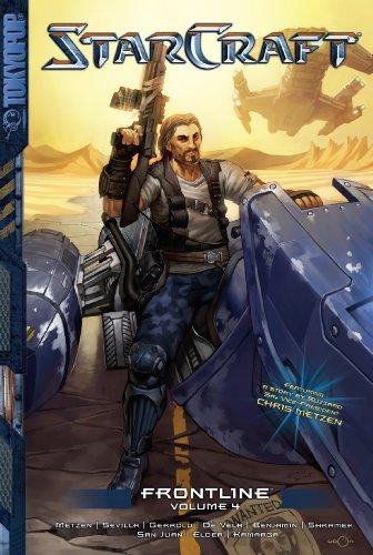 StarCraft: Frontline Volume 4: Chris Metzen