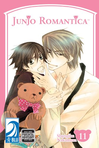 9781427817044: Junjo Romantica Volume 11