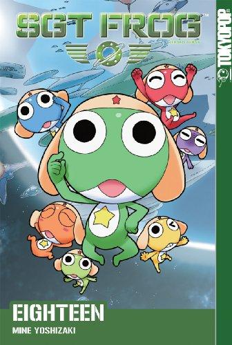 9781427817099: Sgt. Frog, Vol. 18