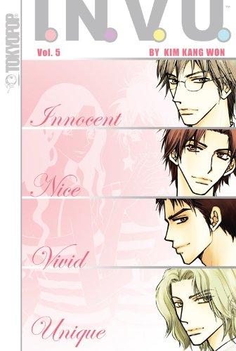 I.N.V.U. Volume 5: Won, Kim Kang