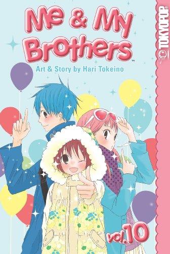 9781427817143: Me & My Brothers Volume 10