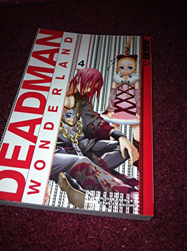 9781427817440: Deadman Wonderland Volume 4 GN