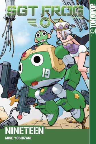 9781427817839: Sgt. Frog, Vol. 19