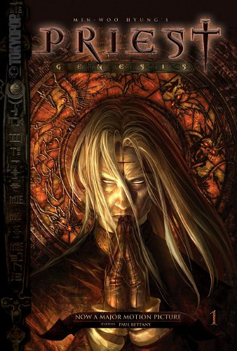 9781427818072: Priest: Genesis, Vol. 1 (Ultimate Edition)