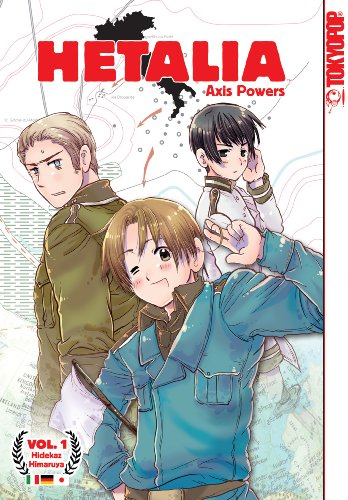 9781427818768: Hetalia Axis Powers Volume 1.
