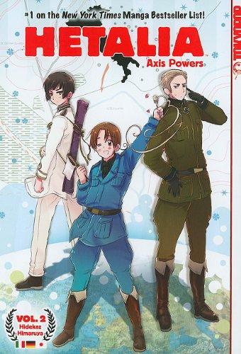 9781427818874: Hetalia: Axis Powers, Vol. 2