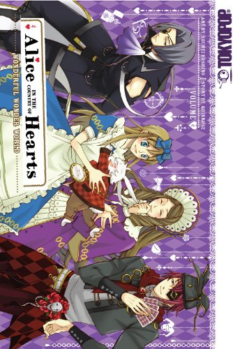 Alice in the Country of Hearts, Vol. 4